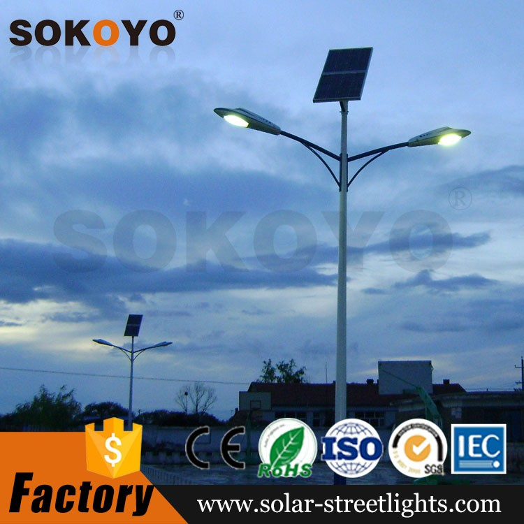 solar power energy street light pole, Satisfactory Prices led Solar Street Lights/Solar Street Lamp 80W IP65 With Br