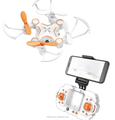 Popular 2.4G Mini Foldable Quadcopter with WIFI Camera Pocket RC Drone Altitude hold