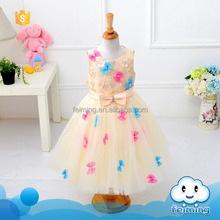 SD-717G children clothing wholesale birthday dress for 3 year old party dresses