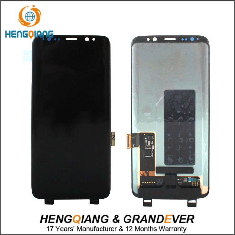 Mobile Phone <strong>Lcd</strong> for Samsung Galaxy S8 <strong>LCD</strong> Digitizer Display Replacement