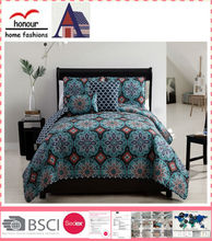 Cotton printed famous brand bedding set