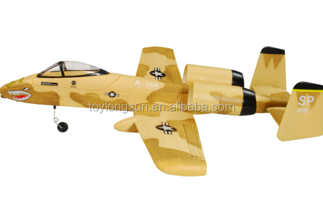 New arrive 2.4G 6ch A10 3d paper plane models (EPO)