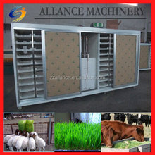 Good performance home barley sprouting machine / hydroponic fodder planting container