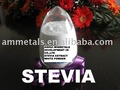 stevia intended food processing (juice, soda, cookies, cereal, pastry, confectionery)