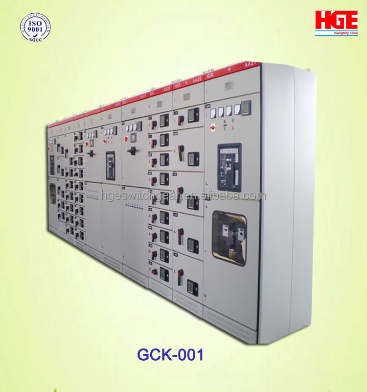 OEM serviced indoor outdoor metal power electrical distribution box , distribution panel board