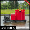 New design truck mounted asphalt crack sealing kettle