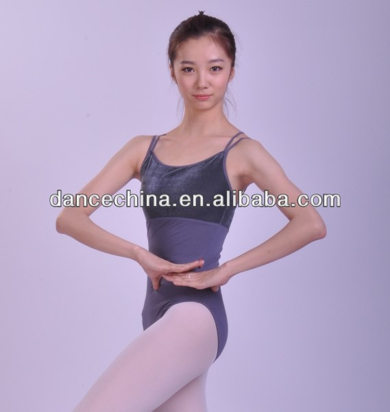 11214106 Camisole backless leotard