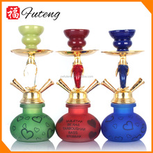 New arrival dolphin shape portable Mini shisha hookah