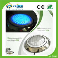 IP68 multi color led swimming pool light,oval pool light