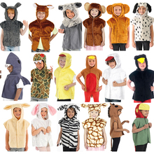 Factory hot sale animal mascot costumes for kids