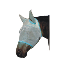 High Quality UV Protection Mesh Fabric Summer Fly Mask Horse