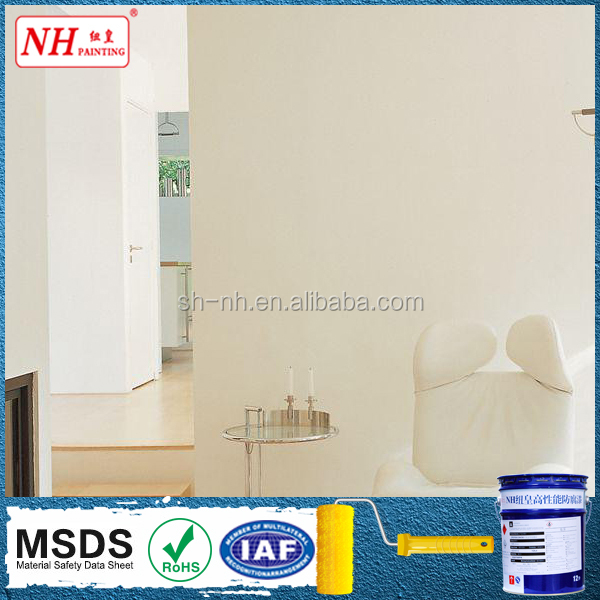 Flat based acrylic interior wall paint