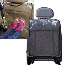 Wholesale 65*45cm vest Car Seat Transparent PVC Covers Dust Protector Cover SV009591