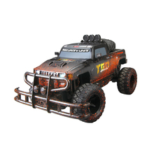 Children Remote Control Truck 4 Channel 1:10 R C Mud Car Toy with Light