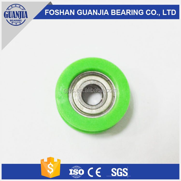 china bearing v groove wheel 625zz RS Bearings 5*16*5mm
