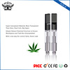 BUD GL3C-H Dual Coils Big Vapor Never Leak CBD Oil Vape Cartridge