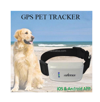 TK STAR 2017 hot sell dog collar gps tracker,mini size real time gps pet tracker , long time