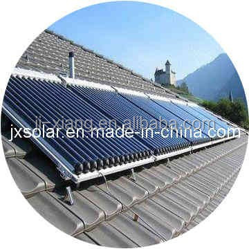 Pressure Bearing Standard Type Collector water solar heaters central heating systems