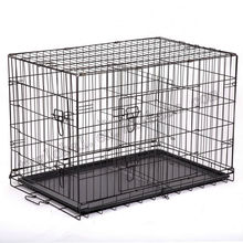 24''Stainless Steel Dog Cage China Pet Supplies Cheap Pet Cage