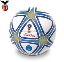ALSTON factory made 2018 World Cup football promoting gift with NEW design