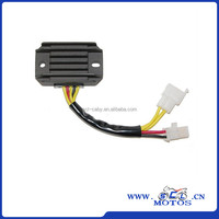 SCL-2013111054 motorcycle rectifier parts for Suzuki YES125 scooter regulator rectifier