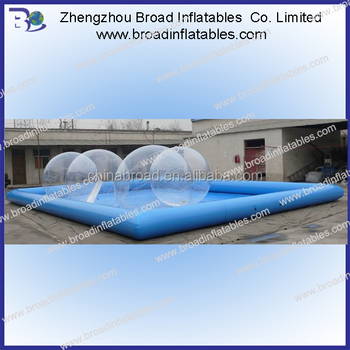 Durable PVC inflatable swimming pool,inflatable pool,intex pool