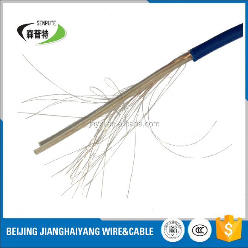 fire resistant flexible waterproof electric heating cable