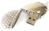 full capacity Flash Memory Best Selling Jewelry usb flash drive Usb 2.0 8gb 16gb 32gb Usb Pendrive