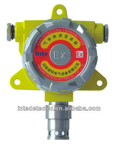 fixed ch4 gas detector combustible gas leak detector for oil station