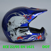 Motorcycle Helmet Full face Dirt Bike Helmet