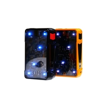 2017 New Coming Simple and Scientific Side Panels Sigelei Kaos Z 200W Box Mod