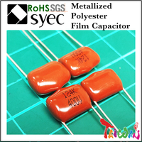 Best Capacitor 824K 630V Metallized Polyester Film Capacitor