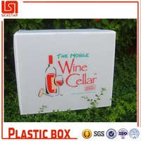 transparent folding packaging box manufacture in china