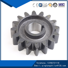 Stainless Steel forged gear for wind electricity In Drive Shafts