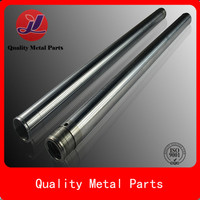 China cheap seamlees stainless steel 735mm motorcycle front fork tube for shock absorber
