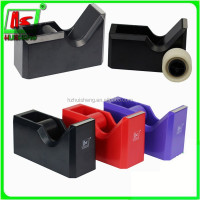 Plastic fashion label dispenser tape cutter tape dispenser HS807