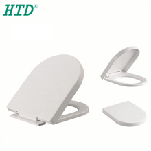 Indian Sanitary PP Material Soft Close Fancy Toilet Suppliers UK Market Slow Down Toilet Seat