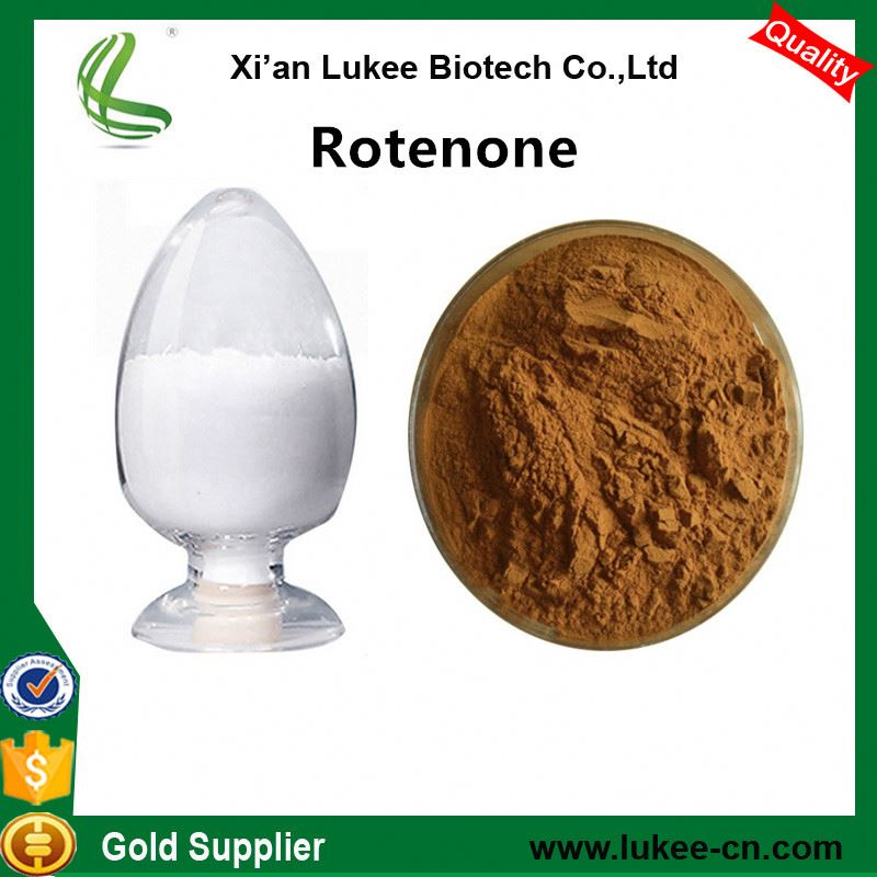 Agricultural insecticide 98% rotenone powder manufacturer