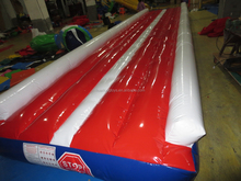 New design inflatable air tumble track For Outdoor activity