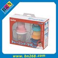 BPA free Stainless steel vacuum baby bottle box