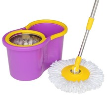 Great Cleaning Tools Hot Sale Online Magic Handle Type and Eco-Friendly Feature Twist Spin Mop And Bucket