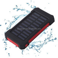 8000Mah Solar Power banks Charger Portable Waterproof with Usb