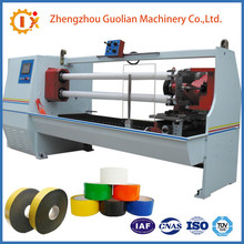 GL-702 double shaft & blade Automatic Medical tape Masking Tape Cutting Machine