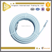 7X19 high tensile strength cheap price steel wire rope china manufacturer