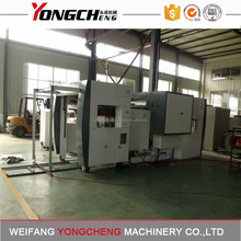 automatic chipboard die cutting punching machine with stripping for paper bag