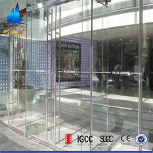 transparent 3mm-19mm ultra/extra clear float glass