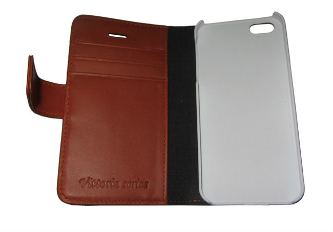 Wallet phone case for iPhone 5 5S