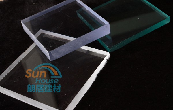 2mm solar panel/Polycarbonate Sheet/Greenhouse plastic roofing/clear sheets plastic