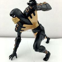 Custom made design articulation moveable action figure robot