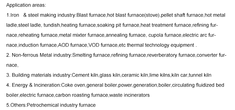 N-1 Kiln Shelves Crucibles Fire Clay Brick Fire Refractory Bricks For Cement Kilns